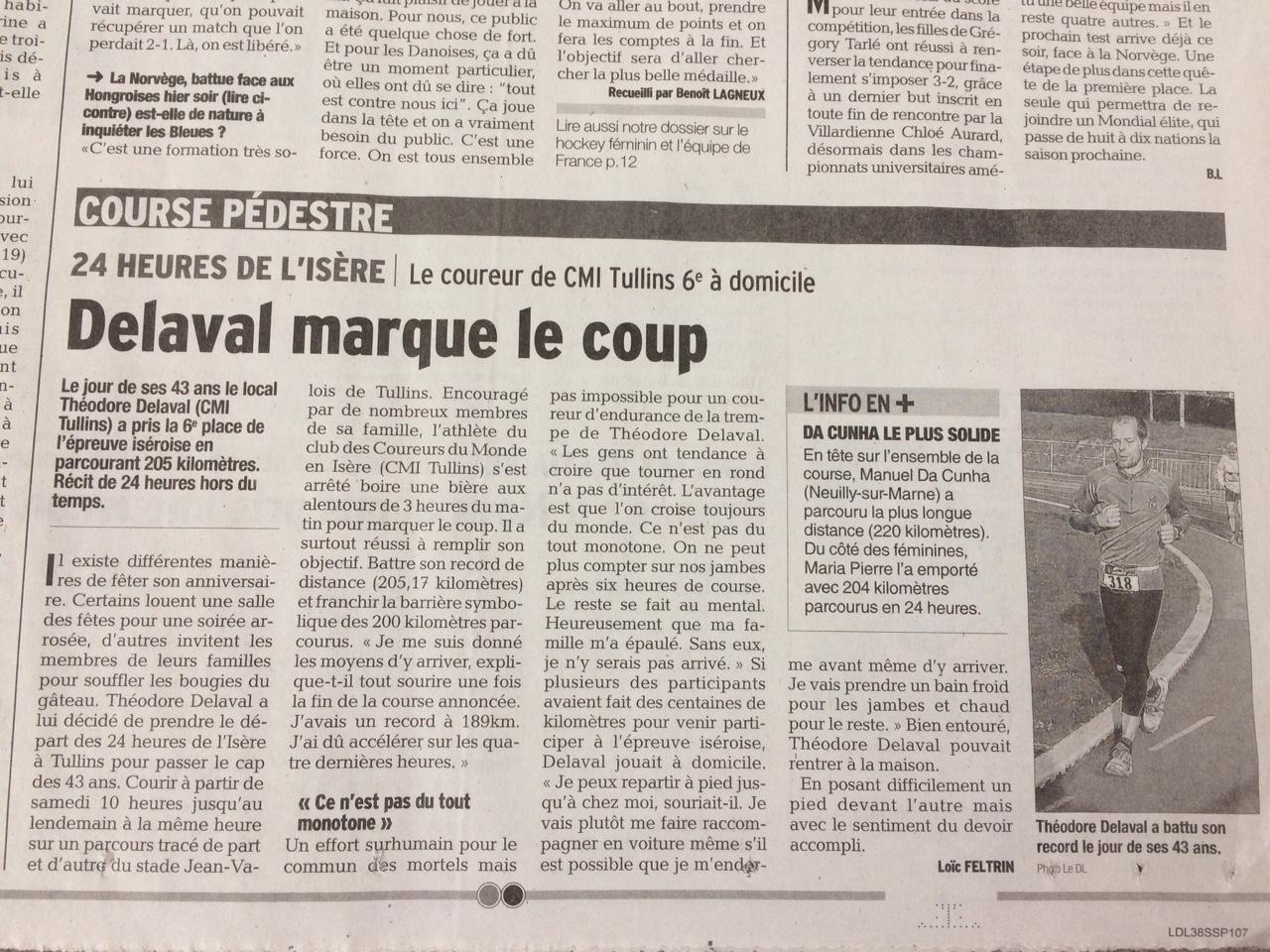 Image article dauphiné libéré
