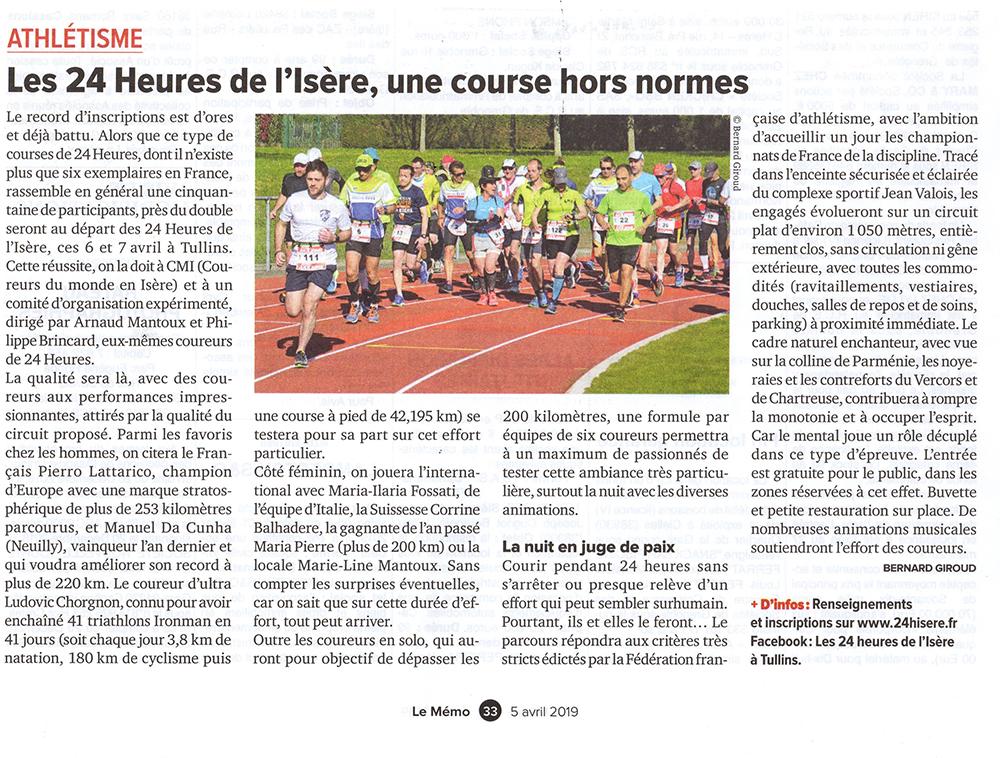 Image article mémorial de l'Isère